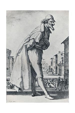 No. IV.- The Great Pantalon, c1620-1635, (1924)