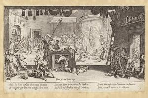 The Miseries and Misfortunes of War by Jacques Callot