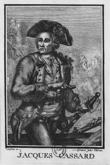 Jacques Cassard- Pierron-Giclee Print