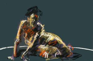 Nude II by Jacques Clement