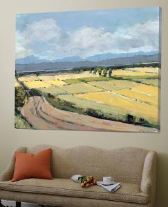 Summer Landscape by Jacques Clement