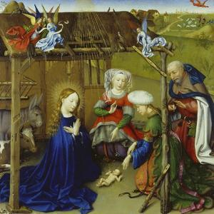 Nativity by Jacques Daret