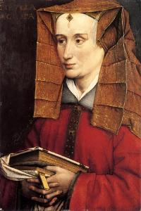 Portrait of a Lady, 1530S-1540S by Jacques Daret