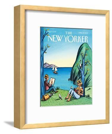 The New Yorker Cover - April 16, 2007