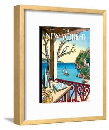 The New Yorker Cover - April 18, 2011