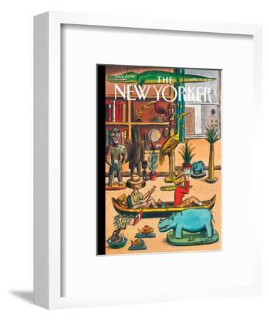 The New Yorker Cover - April 19, 2010