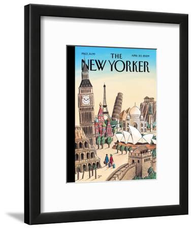 The New Yorker Cover - April 20, 2009