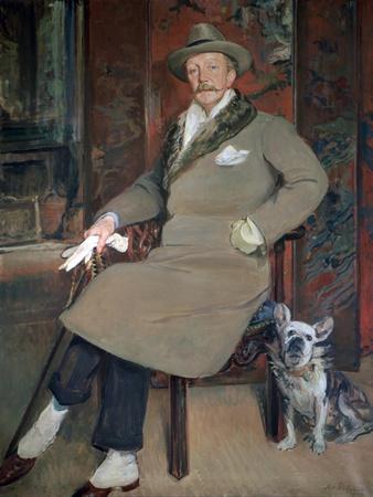 Paul Ernest Boniface the Comte De Castellane, 1924