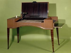 Art Deco Style Dressing Table by Jacques-emile Ruhlmann