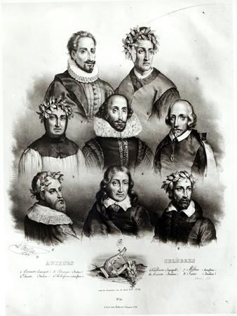 Famous Authors: Miguel de Cervantes