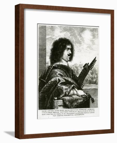 Jacques Gaultier (C.1600-52) C.1630-Jan The Elder Lievens-Framed Giclee Print
