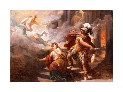 Helen Saved by Venus from the Wrath of Aeneas, 1779