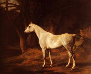 Forest Dapple by Jacques-Laurent Agasse