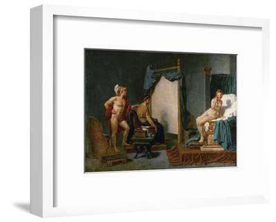 Apelles Painting Campaspe in the Presence of Alexander the Great