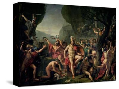 Leonidas at Thermopylae, 480 BC, 1814