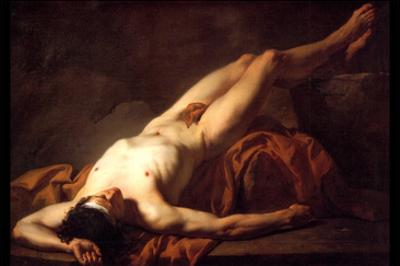 Male Nude; Hector
