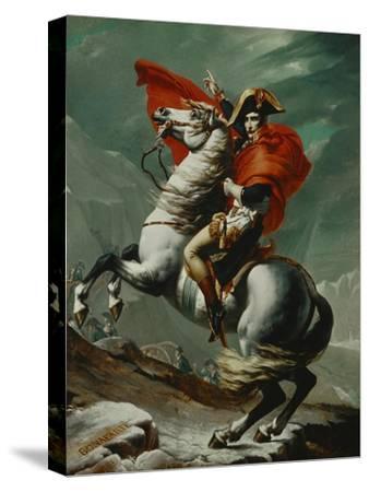 Napoleon (1769-1821) Crossing the Saint Bernhard Pass, 1801/2