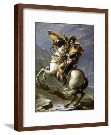Napoleon Crossing the Alps, c.1800