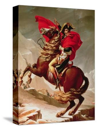 Napoleon Crossing the Alps, circa 1800