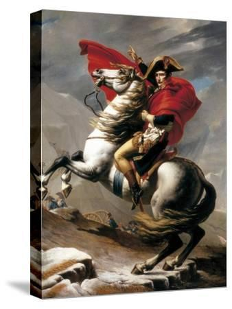 Francois Flameng 24/'  CANVAS Napoleon After The Battle Of Waterloo