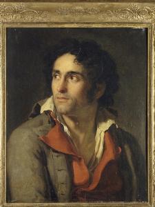 Portrait de son geolier by Jacques-Louis David