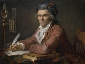 Portrait du médecin Alphonse Leroy by Jacques-Louis David