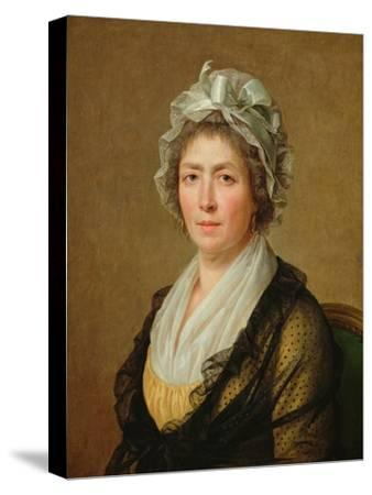 Portrait of a Woman, or the Governess of the The Artist's Children