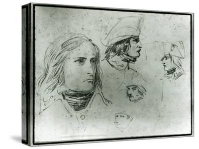 Sketches of Napoleon Bonaparte, 1797