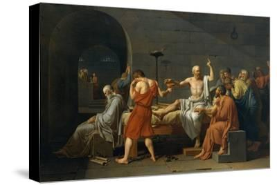 The Death of Socrates, 1787