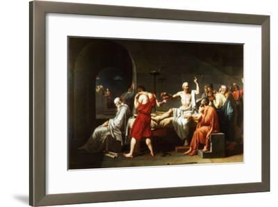 The Death of Socrates, c.1787
