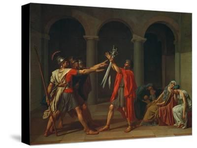 The Oath of Horatii, 1784