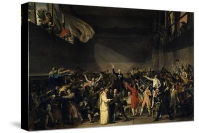 The Tennis Court Oath, June 20, 1789