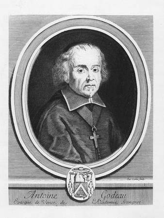 Portrait of Antoine Godeau