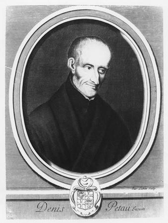 Portrait of Denis Pétau