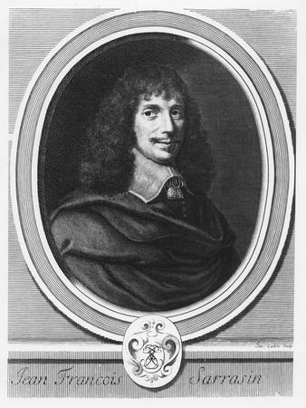 Portrait of Jean-François Sarasin