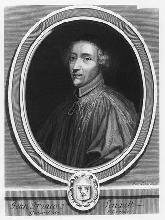 Portrait of Jean-François Senault
