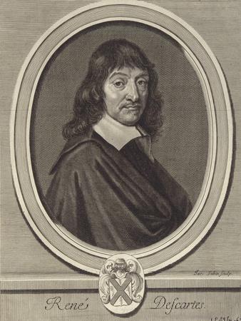 René Descartes (1596-1650), philosophe et mathématicien, savant français