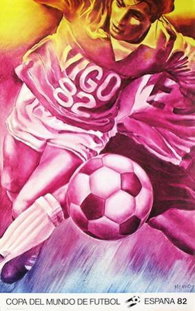 Copa del Mundo de Futbol 82