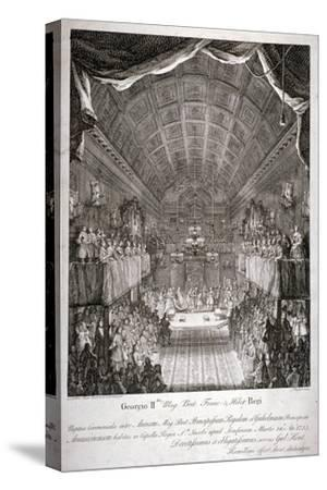 Wedding of Anne, Princess Royal, and William IV of Orange, St James's Palace, London, 1733