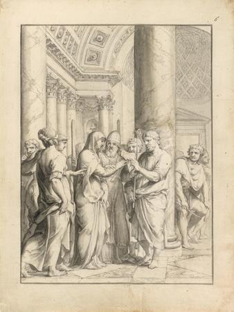 Marriage of the Virgin, C.1640
