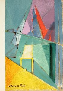 Intimite (intimacy) by Jacques Villon