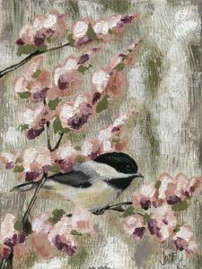 Cherry Blossom Bird I by Jade Reynolds