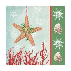 Christmas Coastal III by Jade Reynolds