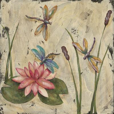 Dancing Dragonflies II