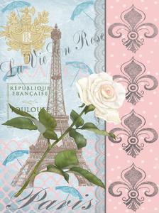 La Vie en Rose I by Jade Reynolds