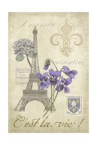 Paris Tour I by Jade Reynolds