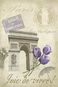 Paris Tour II by Jade Reynolds