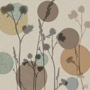 Polka-Dot Wildflowers I by Jade Reynolds