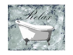 Relax, Refresh II by Jade Reynolds