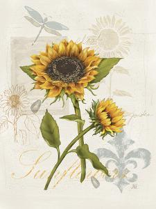 Romantic Sunflower II by Jade Reynolds